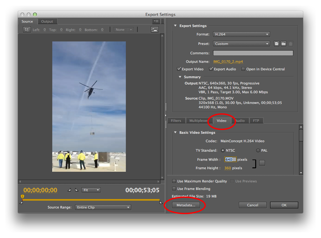 Fixing HTML5 Video Portrait Orientation with Adobe Media